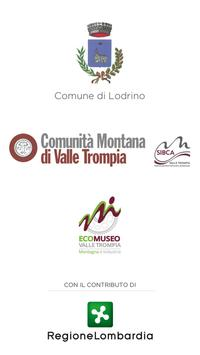 CASA CONTADINA DI LODRINO poster