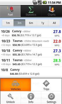 gaslog gas mileage tracker apk download free maps navigation