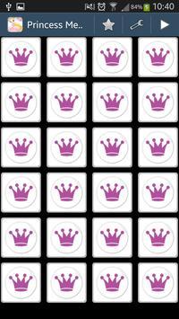Princess Memory Game screenshot 1