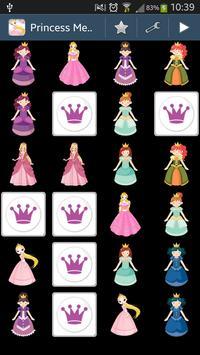 Princess Memory Game screenshot 2