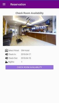 GM Hotel screenshot 2
