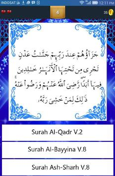 Juz 30 – Hafidz Quiz poster