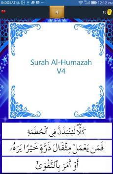 Juz 30 – Hafidz Quiz apk screenshot