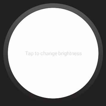 FlashWatch for Android Wear apk screenshot