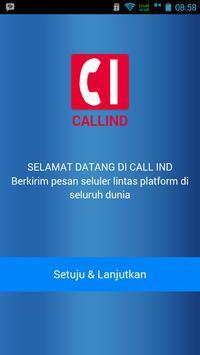 CALLIND poster