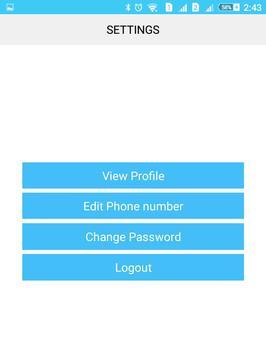 Pinpoint Appt. Client-Friend screenshot 3
