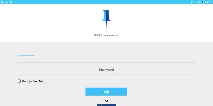 Pinpoint Appt. Client-Friend screenshot 4