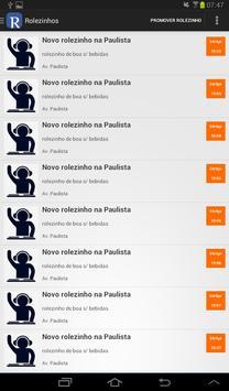 Rolezinho apk screenshot