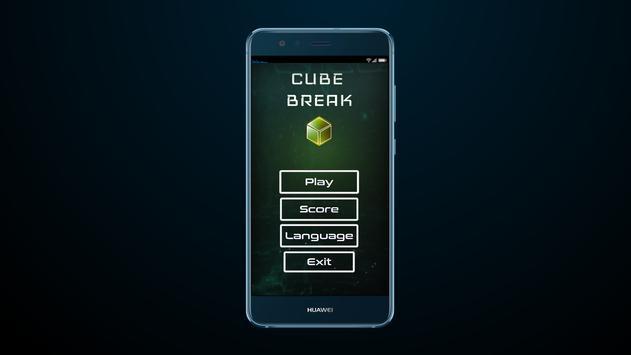 Cube Break poster