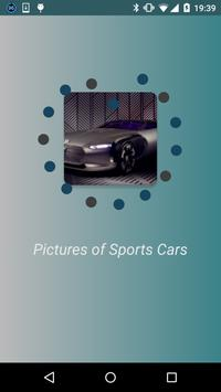 Pictures of Sports Cars poster