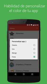 marvy apk screenshot