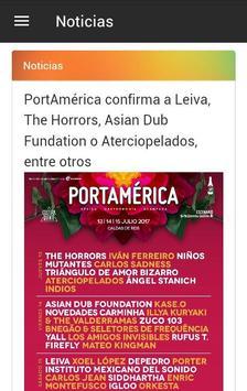 PortAmerica apk screenshot