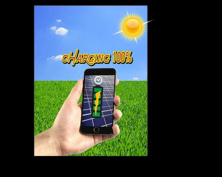 Solar For Batery Charger Prank poster