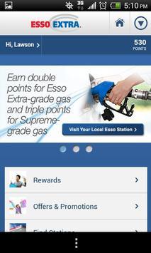 Esso Extra App poster