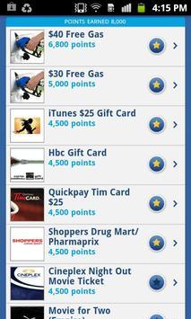 Esso Extra App screenshot 1