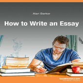 Essay writing in english icon