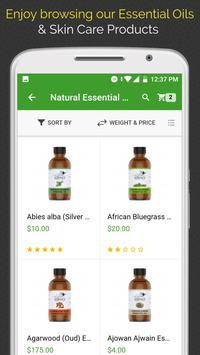 Health & Beauty Natural Oils screenshot 1