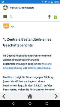 Wirtschaftswochen apk screenshot