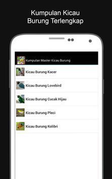 Kumpulan Master Kicau Burung screenshot 3