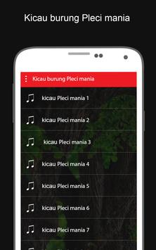 Kicau Burung Pleci screenshot 1