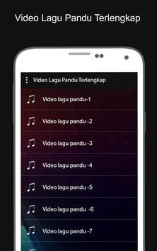 Video Lagu Pandu Terlengkap screenshot 2