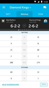 ESPN Fantasy Baseball screenshot 5