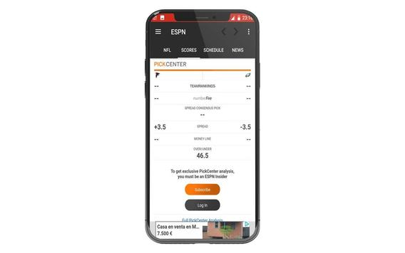 ESPN | Worldwide Leader in Sports for Android - APK Download