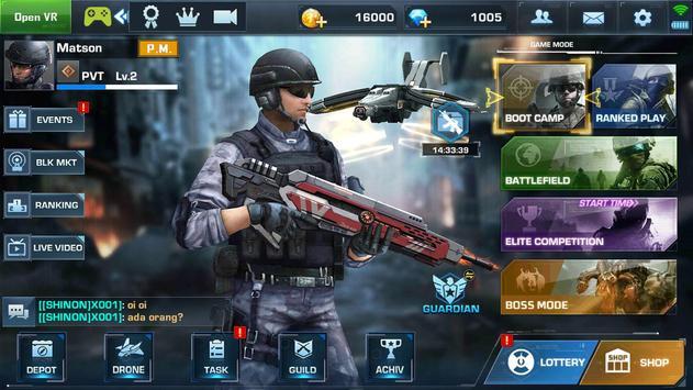 The Killbox: Arena Combat screenshot 4