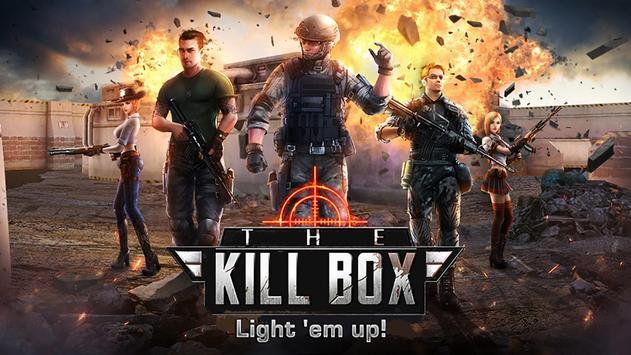 The Killbox: Arena Combat poster