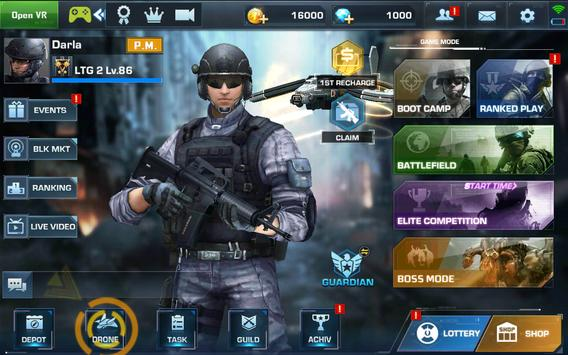 The Killbox: Arena Combat apk screenshot