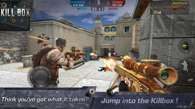 The Killbox: Arena Combat screenshot 1