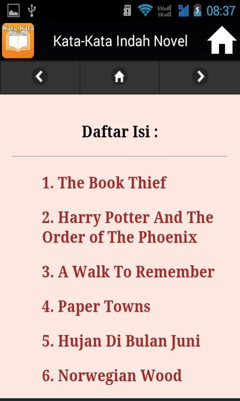 Kata Kata Indah Novel For Android Apk Download