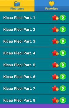 Kicau Pleci apk screenshot