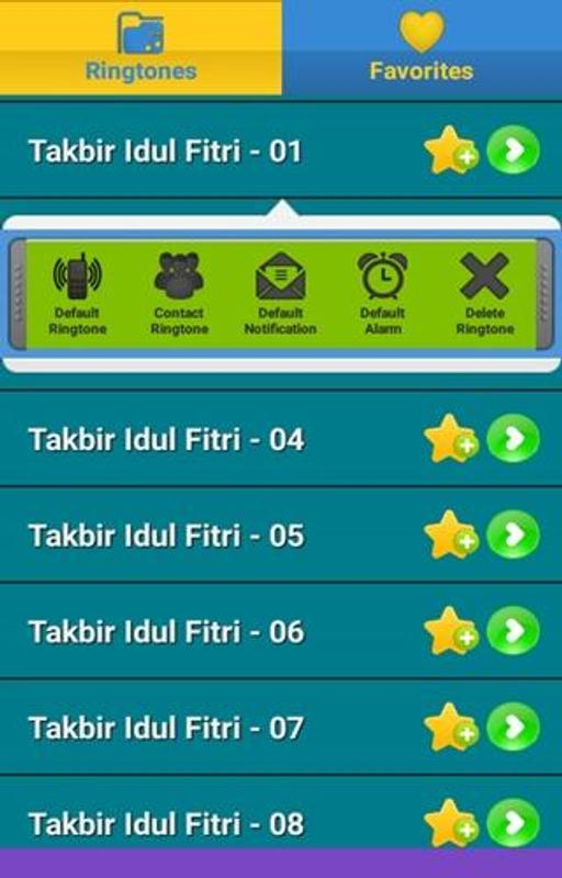Takbir Idul Fitri Mp3 For Android Apk Download