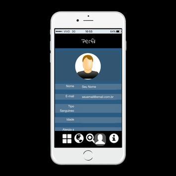 SOS-Friends apk screenshot