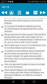La Bible de Genève/ Française screenshot 1