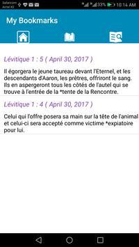 La Bible de Genève/ Française screenshot 4