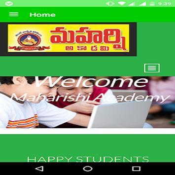 MaharishiAcademy apk screenshot