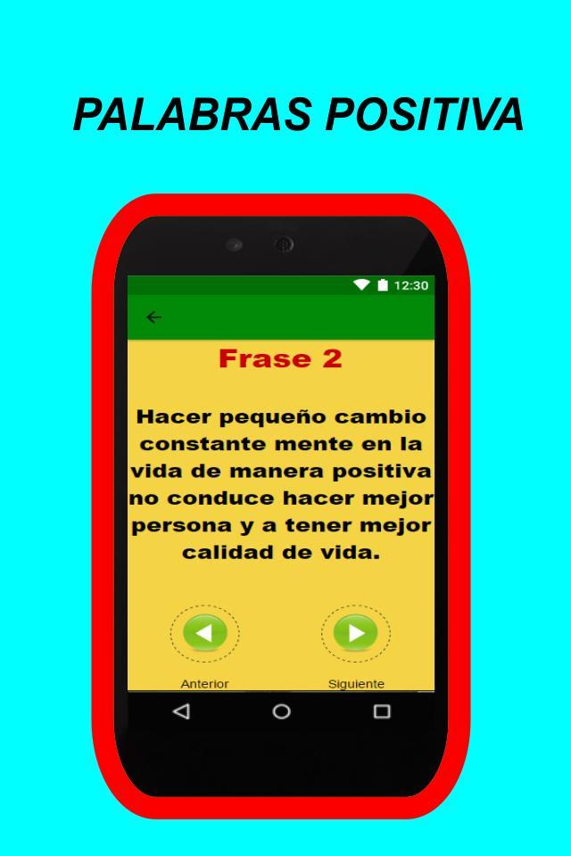 Frases Cortas De Exito для андроид скачать Apk