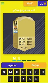 FIFA 18 Adivina el Jugador poster