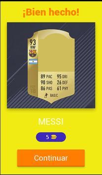 FIFA 18 Adivina el Jugador screenshot 1
