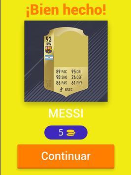 FIFA 18 Adivina el Jugador screenshot 7