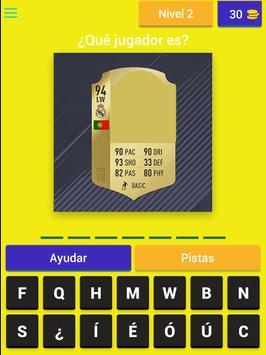 FIFA 18 Adivina el Jugador screenshot 8