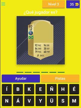 FIFA 18 Adivina el Jugador screenshot 9