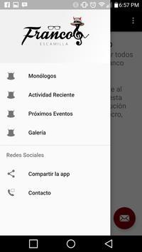 Franco Escamilla App apk screenshot