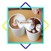 Espresso coffee icon