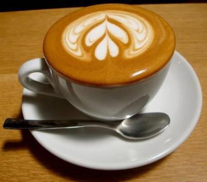 Espresso coffee poster