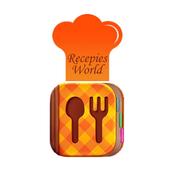 World Recipes icon