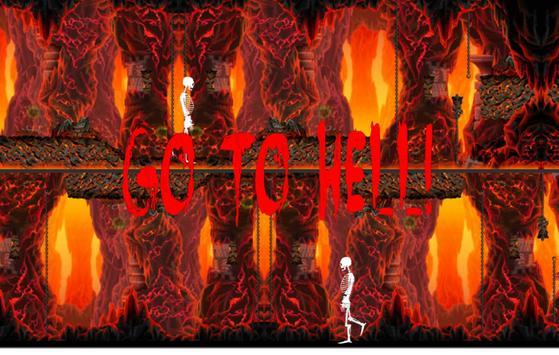 Go to hell screenshot 1