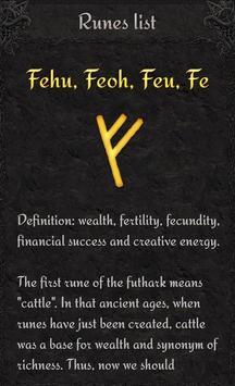 The Futhark (15 Puzzle) apk screenshot